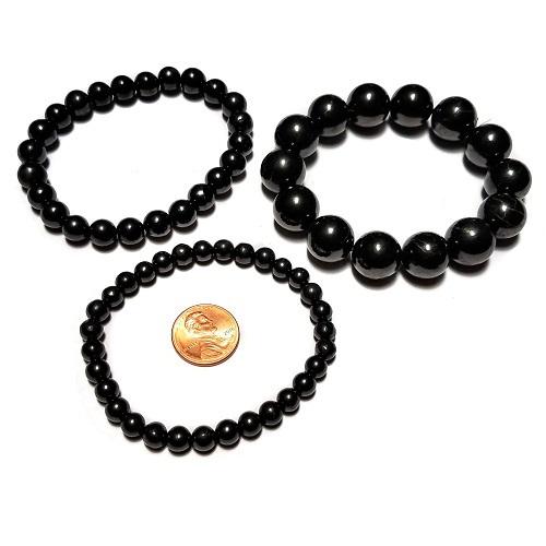 Shungite Bracelets Round