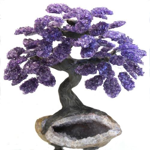 Amethyst Tree Extra Large