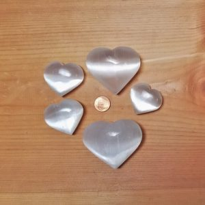 Selenite Heart Group
