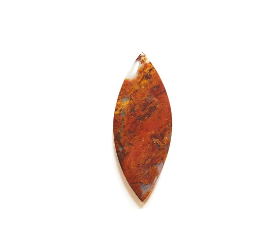 Cab1121 - Rooster Tail Agate