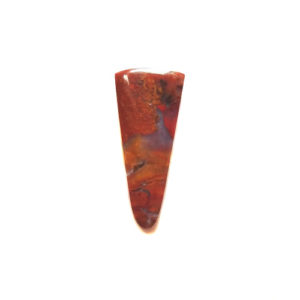 Cab1186 - Rooster Tail Agate Cabochon