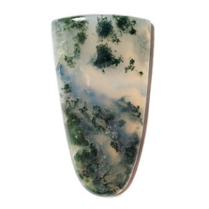 cab1309 green moss agate