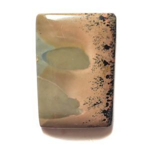 Cab1391 - Paint Brush Jasper Cabochon