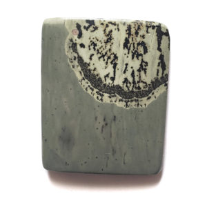 Cab1390 - Paint Brush Jasper Cabochon