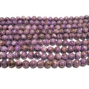 charoite beads Grade A