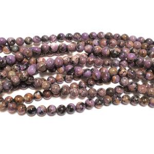 Charoite Beads grade B