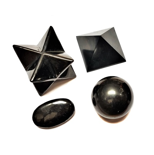 Shungite shapes category
