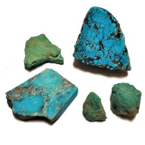 Misc. Stabilized Turquoise Rough