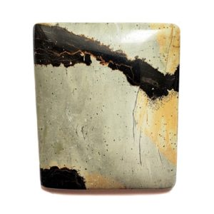 Cab1383 - Paint Brush Jasper Cabochon
