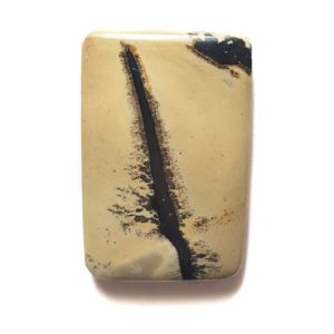 Cab1384 - Paint Brush Jasper Cabochon