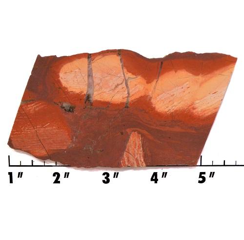 slab1526 - Red Snakeskin Jasper