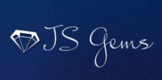 js gems lapidary logo