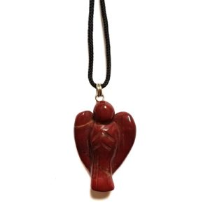Carved Angel Necklace 6