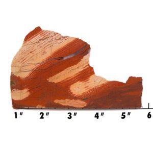slab1484 - Red Snakeskin Jasper