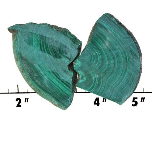 Slab2002 - Malachite