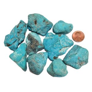 Mexican Enhanced (Zachary Process) Turquoise Rough