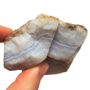 Blue Lace Agate Rough #1