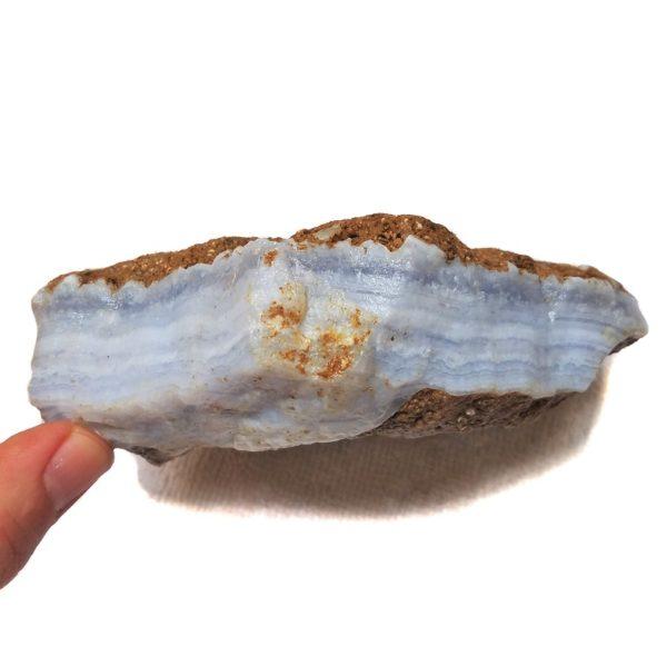 Blue Lace Agate Rough #13
