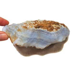 Blue Lace Agate Rough #14