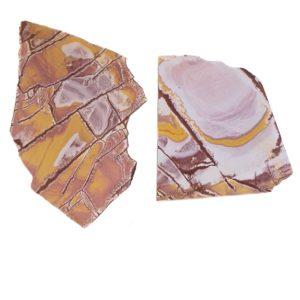 Sonoran Dendritic Jasper Slabs from Mexico