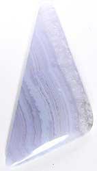 Blue Lace Agate Cabochon