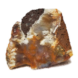 Graveyard Point Plume Agate Rough #3
