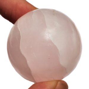 Sphere1CC - Mangano Calcite