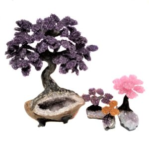 Amethyst Trees