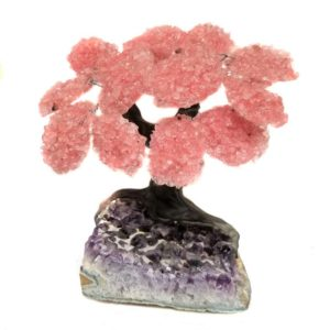 Rose Quartz Tree - XL