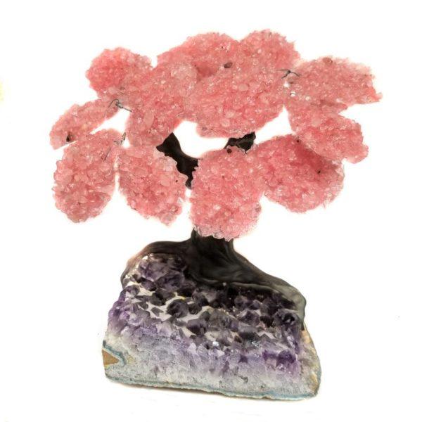 Rose Quartz Tree - XL