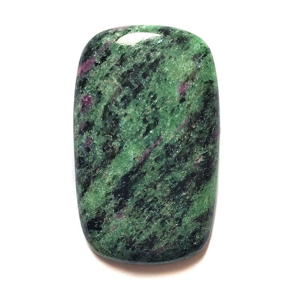 Cab1583 - Ruby in Zoisite Cabochon