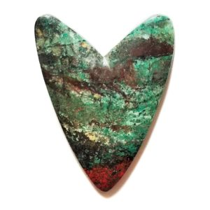 Cab2701 - Sonoran Sunrise Chrysocolla