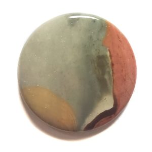 Cab413 - Misty Mountain Jasper Cabochon