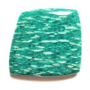 Cab805 - Amazonite (Perthite) Cabochon