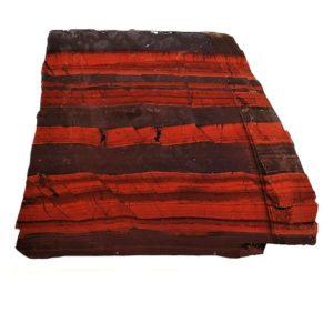 Red Jasper with Hematite Slabs from Arizona