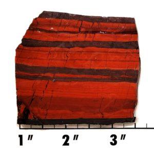 Slab1682 - Red Jasper Hematite slab