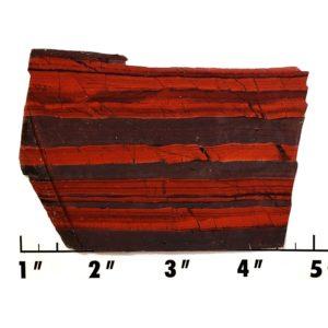 Slab2015 - Red Jasper Hematite slab
