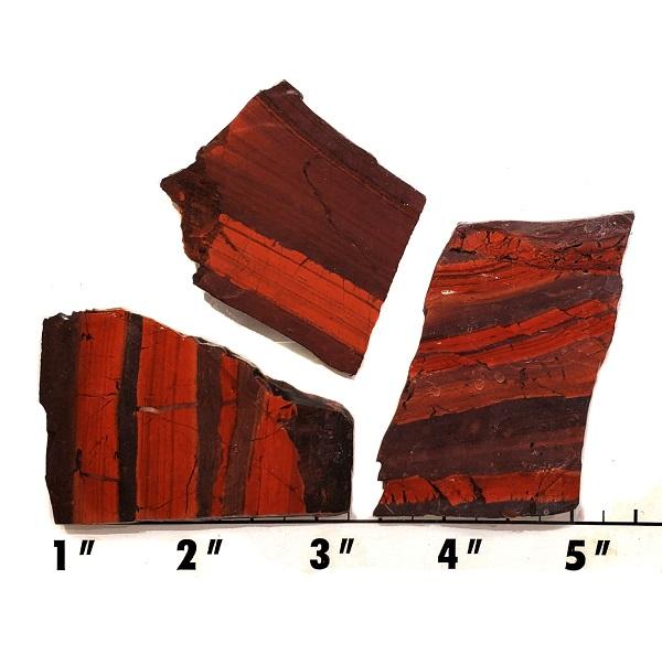 Slab2026 - Red Jasper Hematite slab