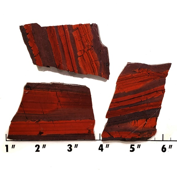 Slab2027 - Red Jasper Hematite slab