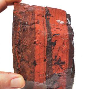 Red Jasper with Hematite 6