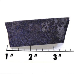 Slab1041 - Blue Goldstone Slab