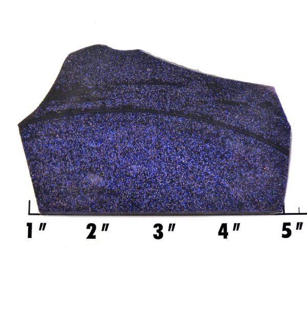 Slab1023 - Blue Goldstone Slab