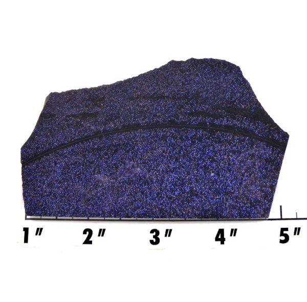 Slab1031 - Blue Goldstone Slab