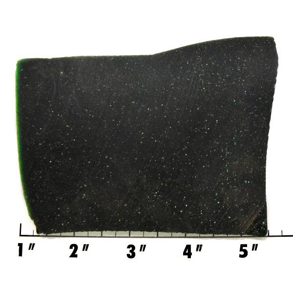 Slab2162 - Green Goldstone Slab