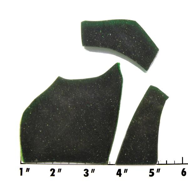 Slab2165 - Green Goldstone Slab
