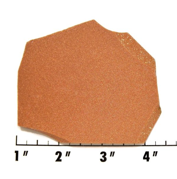 Slab1968 - Red Goldstone Slab