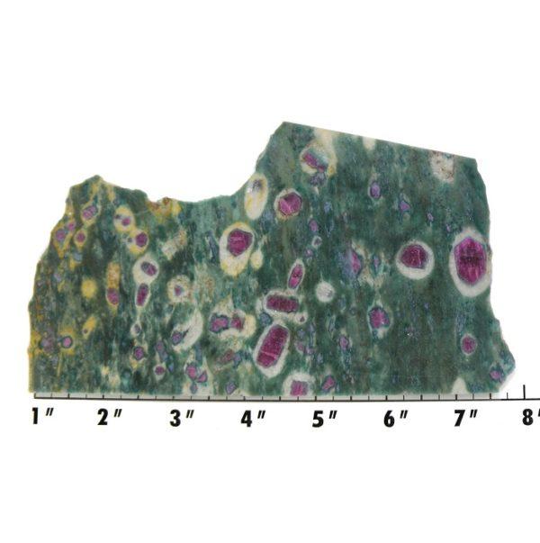 Slab1850 - Ruby in Fuchsite Slab