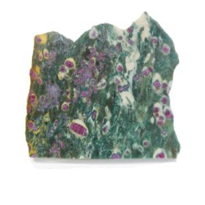 Ruby in Fuchsite Slabs from India