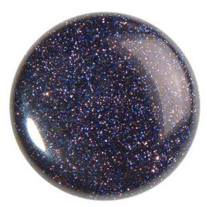 Blue Goldstone Cabochon
