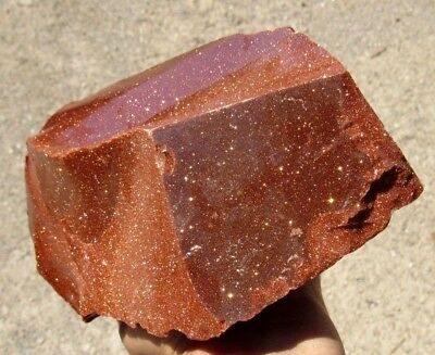 Goldstone rough